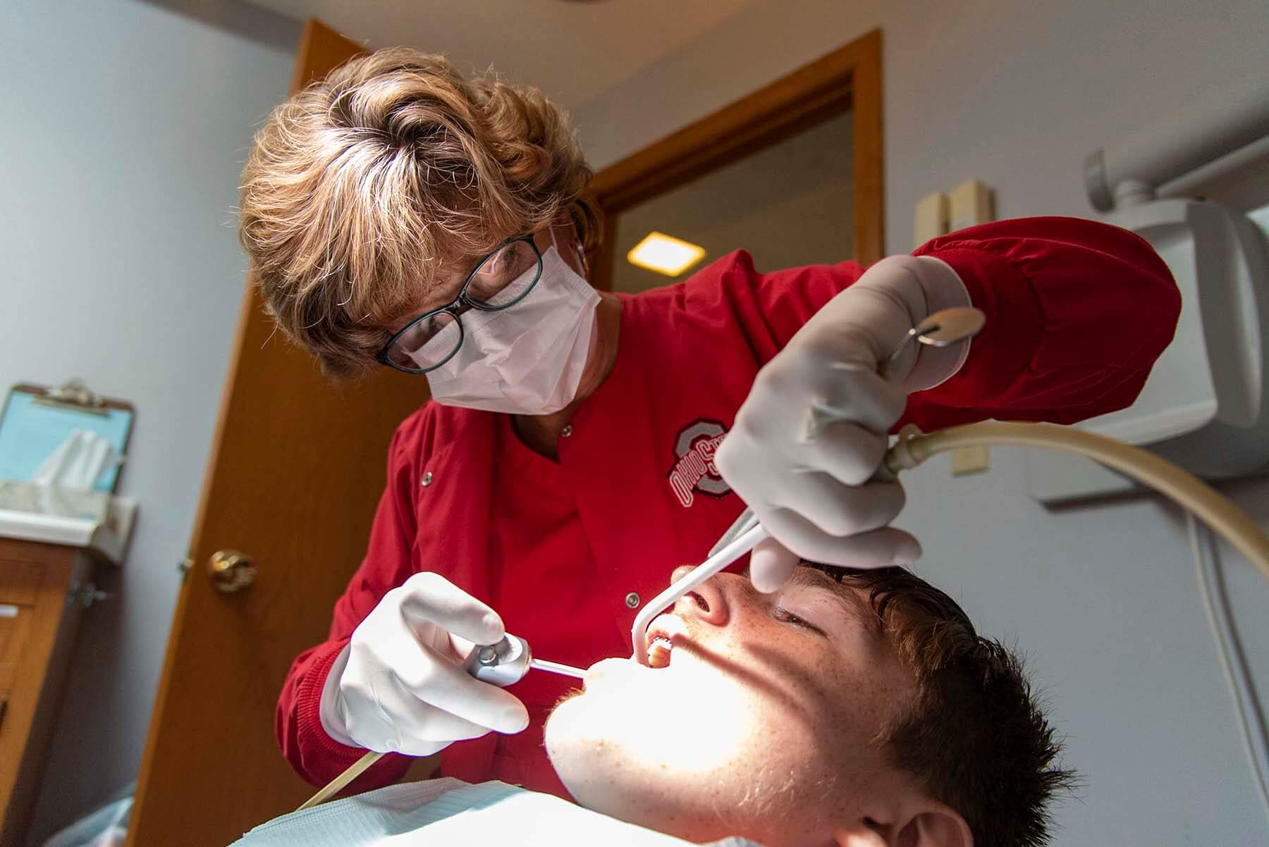 Preventative, comprehensive dental services