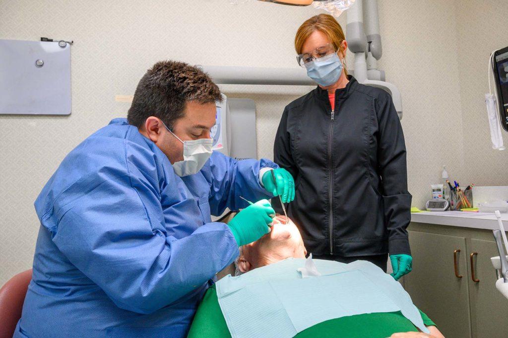 Regular teeth cleanings will help save your teeth